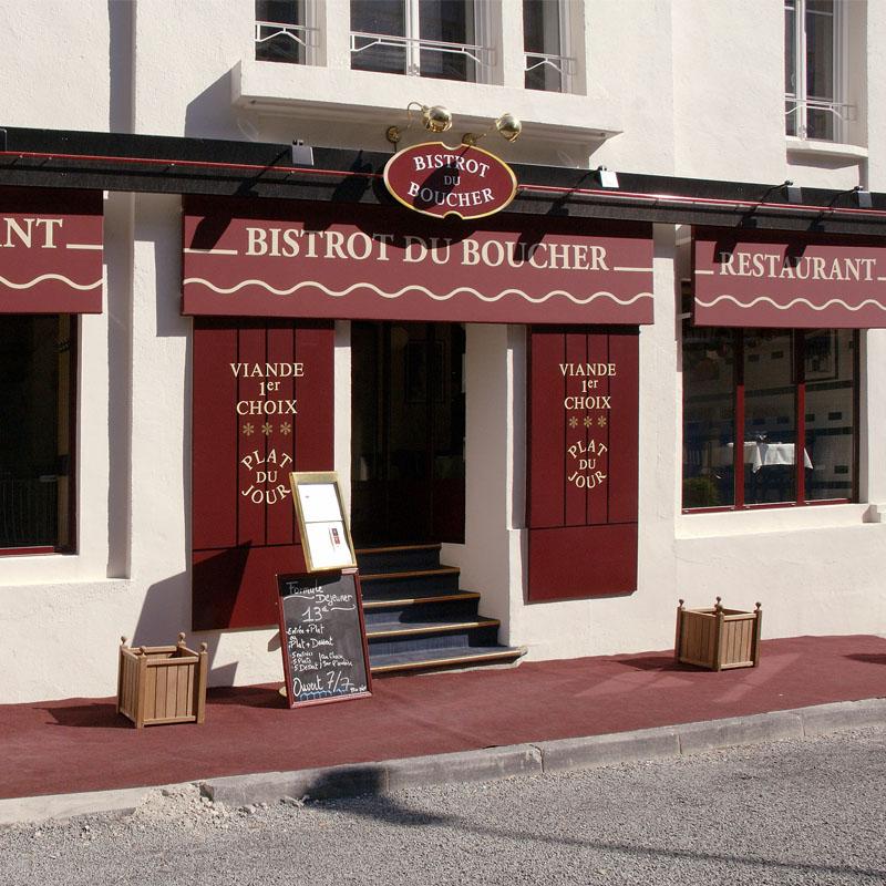 Restaurant Viande Bistrot Du Boucher La Roche Sur Yon
